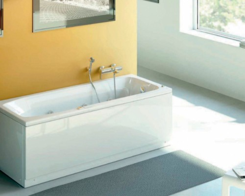 Vasca Da Bagno Ideal Standard 170x70 : Vasca idromassaggio ideal standard in metacrilato colato mod active